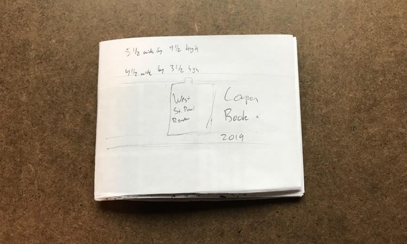 Super rough coupon book mock up
