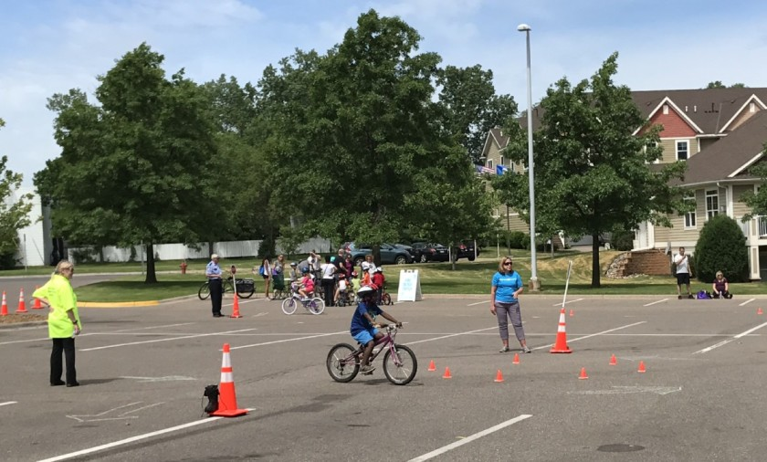 West St. Paul Bike Rodeo