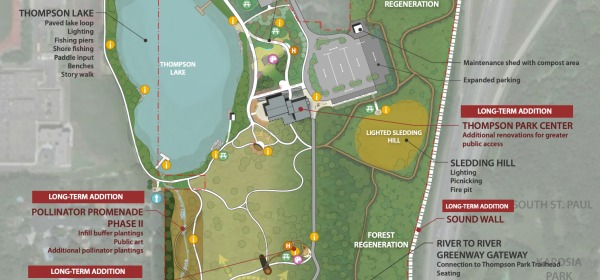 Thompson Park long-term draft master plan