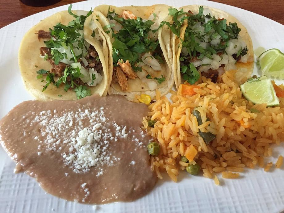 El Nuevo Morelos tacos