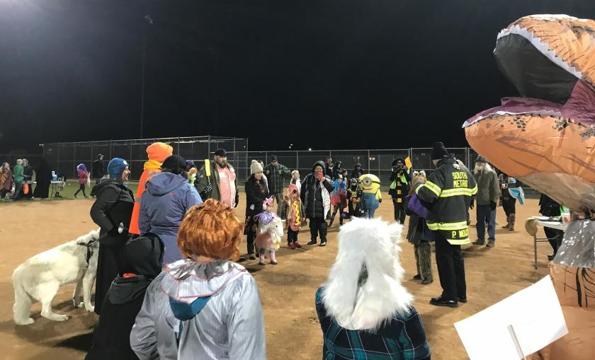 West St. Paul costume contest