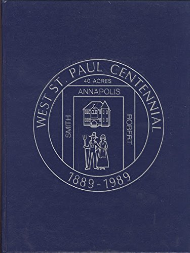 Cover of West St. Paul Centennial book