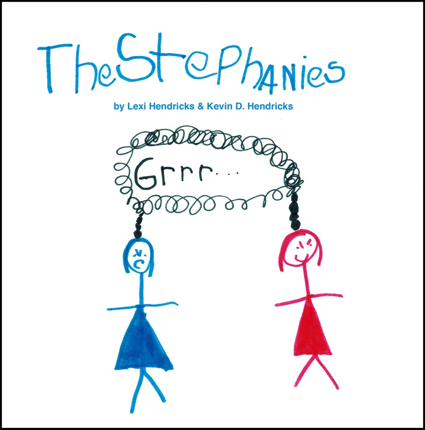Cover of the book The Stephanies.