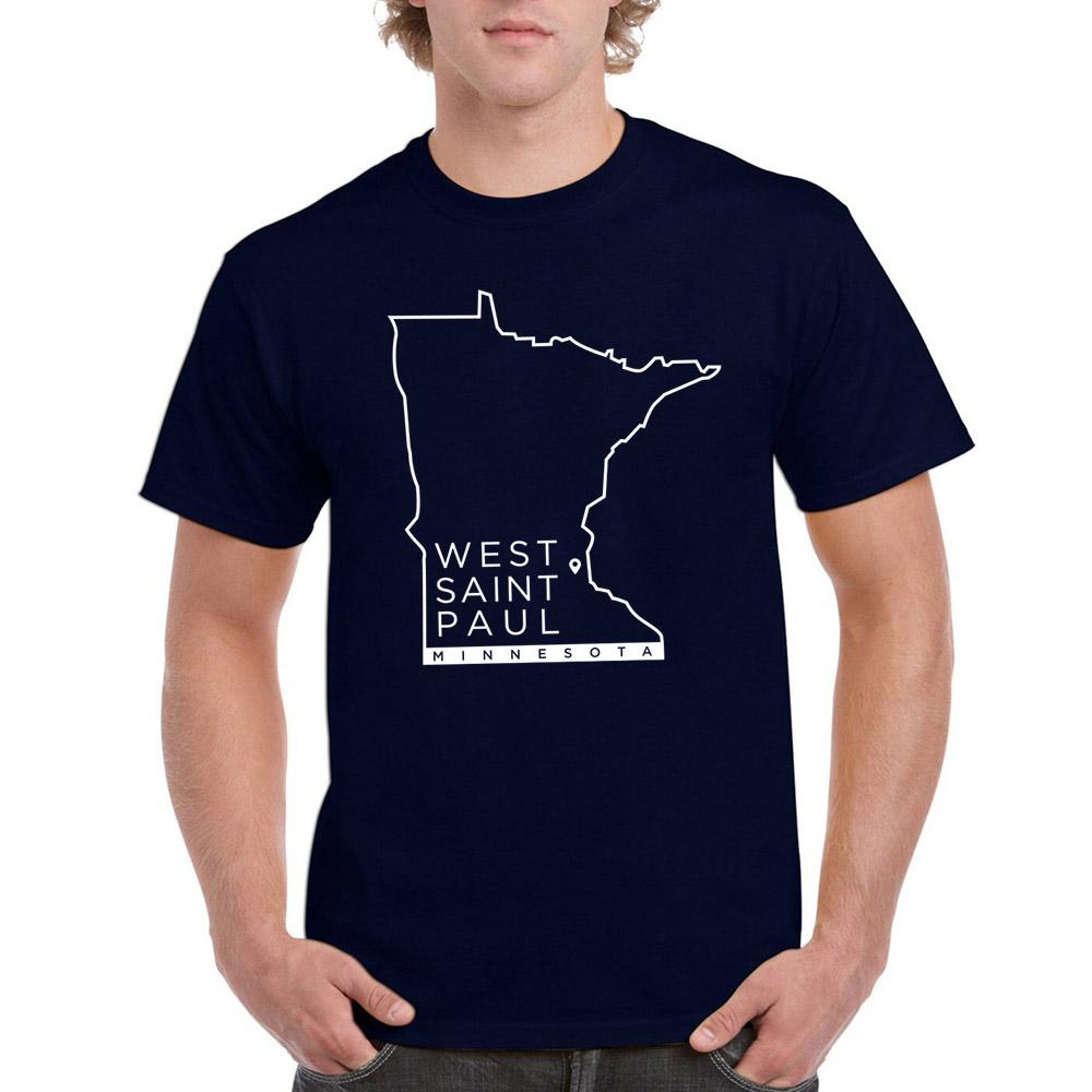 West Saint Paul, Minnesota T-shirt