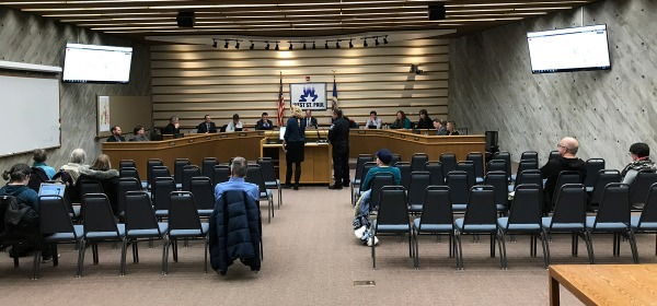 Dec. 9, 2019 West St. Paul City Council meeting