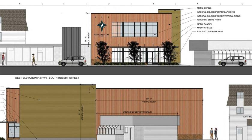 Wakota Life Care Center proposed plans