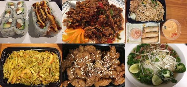 Asian eats in West St. Paul