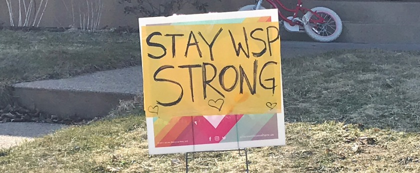 Stay WSP Strong