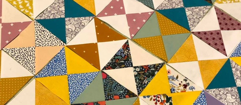 Quilt design by Deborah Taillon