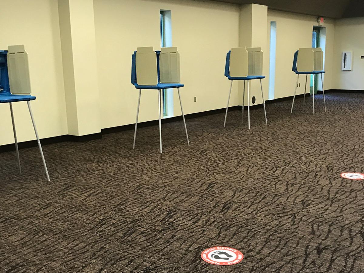 West St. Paul polling location