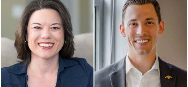 Angie Craig and Tyler Kistner face off in the Second Congressional District