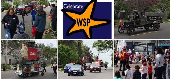 West St. Paul Days parade: 2014 & 2019