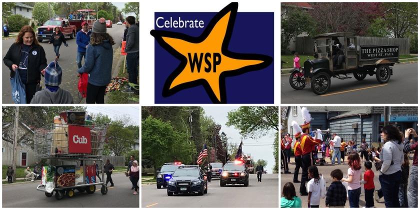 West St. Paul Days parade: 2014 & 2019