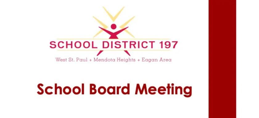 ISD 197 School Board Meeting