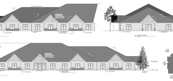 Designs for Suite Living building