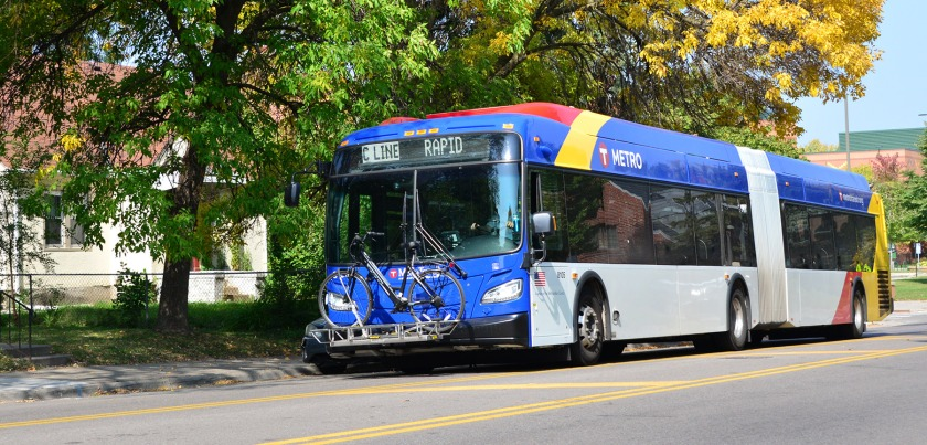 Metro Transit BRT