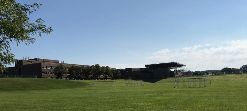 Henry Sibley High School in Mendota Heights