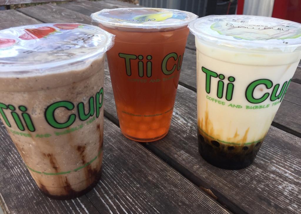 TiiCup drinks