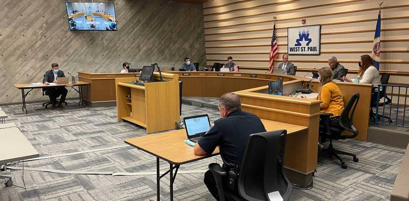 May 24, 2021 West St. Paul City Council meeting