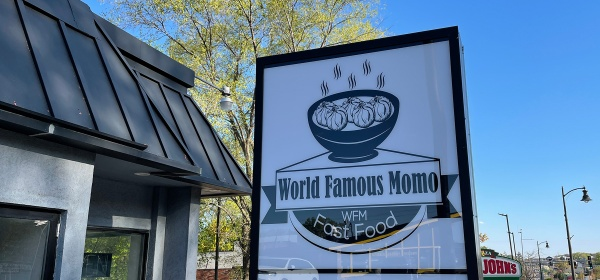 World Famous Momo