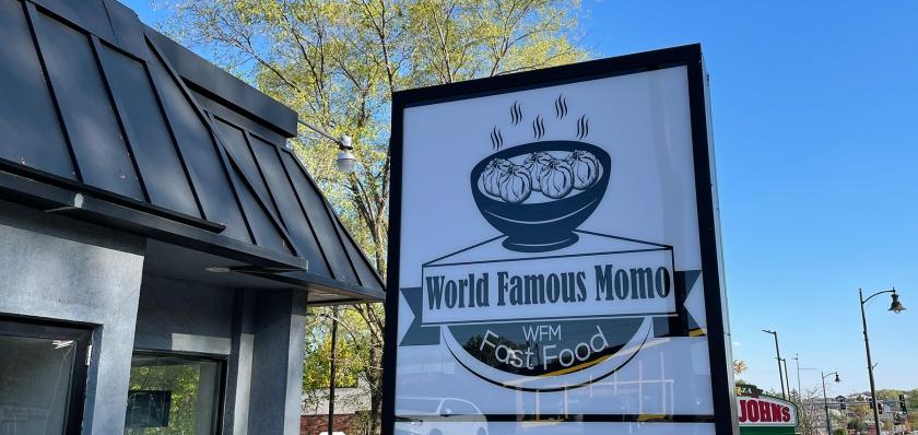 World Famous Momo