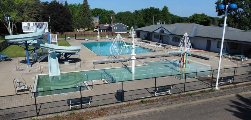West St. Paul city pool