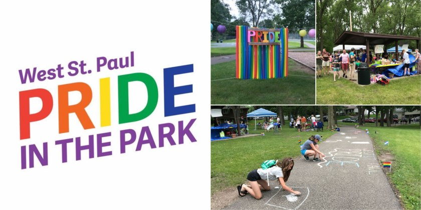 West St. Paul Pride in the Park
