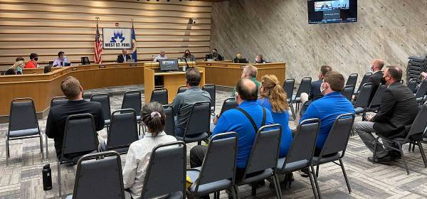 Sept. 13, 2021 West St. Paul City Council meeting