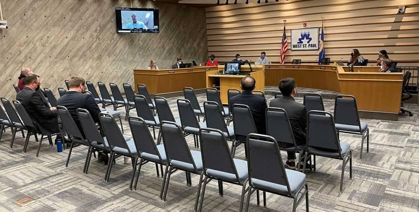 West St. Paul City Council