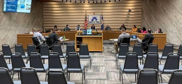 West St. Paul Open Council Work Session